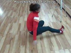 Porno video meitene un zēns anālais